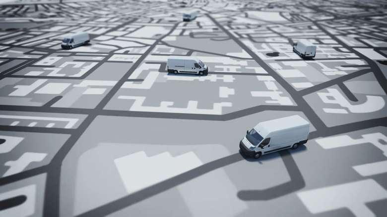 GPS tracker voor auto's