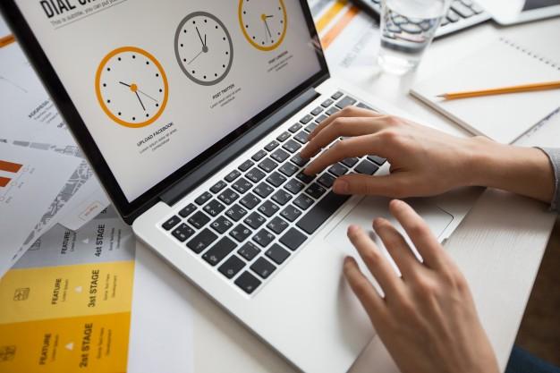 Urenregistratie met de juiste software voor registratie van werkuren