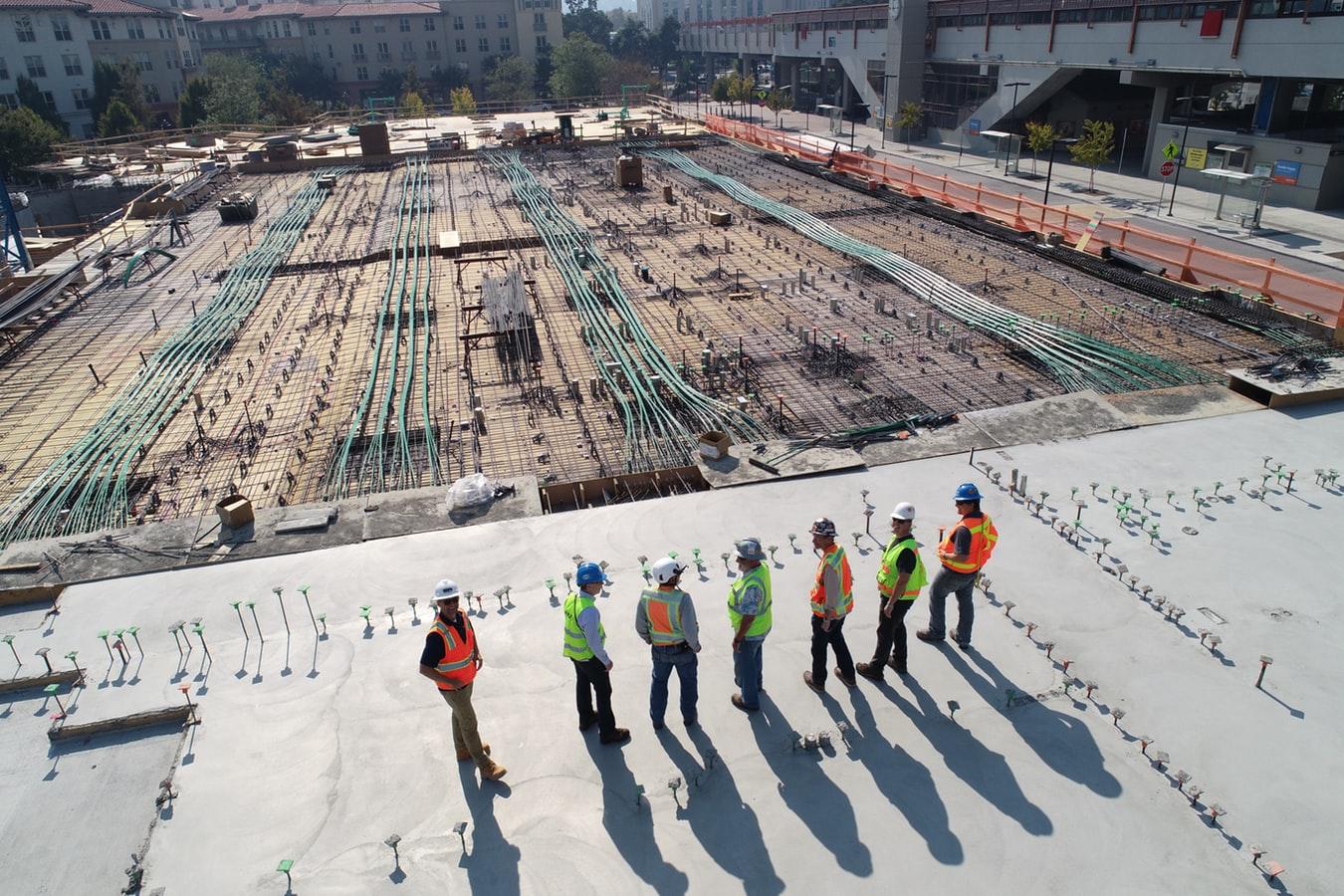 ConstruBadge - identificatiemiddel voor arbeiders in de bouw