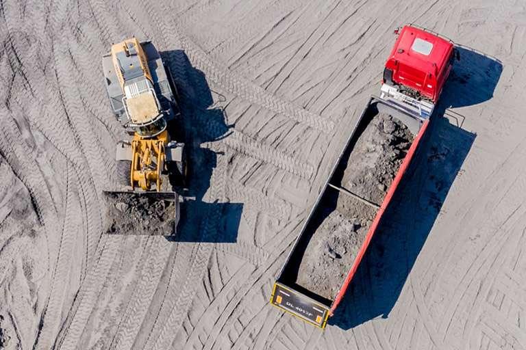 Wegenbouw: Track-and-trace avec des atouts supplémentaires